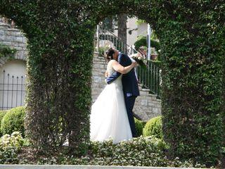 Le nozze di Claudio e Sara