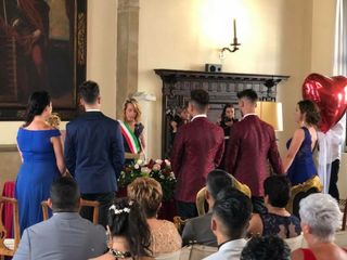 Le nozze di Marco  e Christian  1
