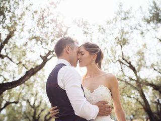 Le nozze di Lucy e Fabio