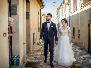 Le nozze di Federico e Federica