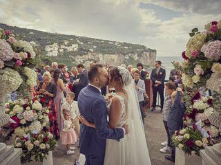 Le nozze di Ludovica e Marco