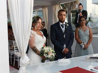 Le nozze di Sara e Adriano 1