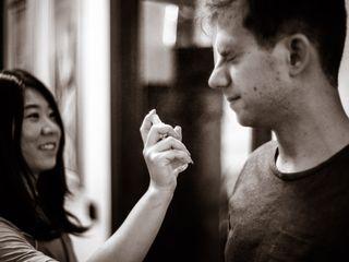 Le nozze di Anqi e Simone 2