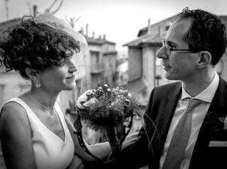 Le nozze di Angela e Flavio