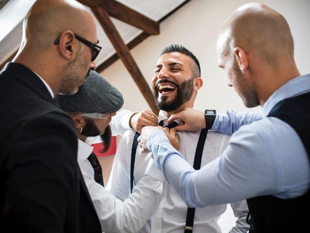 Il matrimonio di Carmine e Elena a Cerrione, Biella 9
