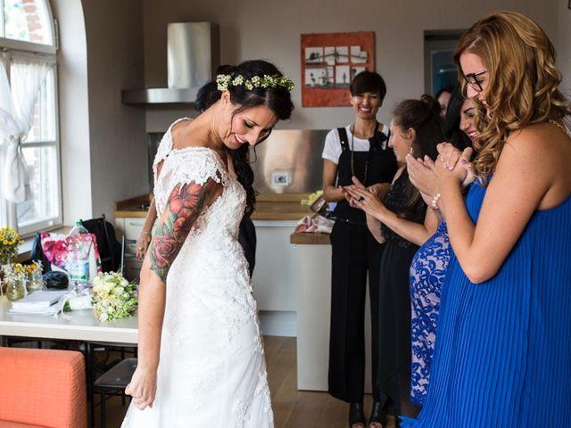 Il matrimonio di Carmine e Elena a Cerrione, Biella 21
