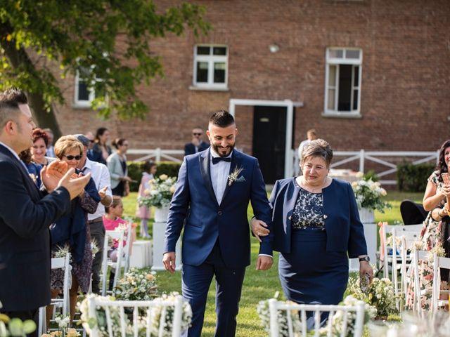 Il matrimonio di Carmine e Elena a Cerrione, Biella 25