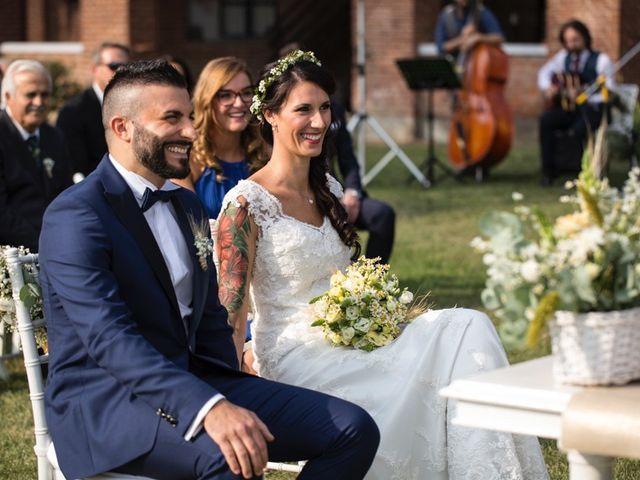 Il matrimonio di Carmine e Elena a Cerrione, Biella 28