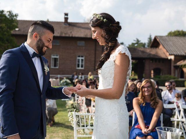 Il matrimonio di Carmine e Elena a Cerrione, Biella 29