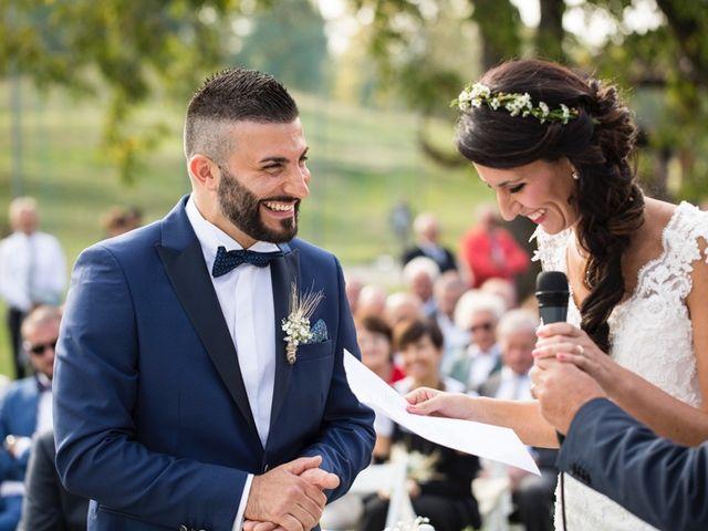 Il matrimonio di Carmine e Elena a Cerrione, Biella 30