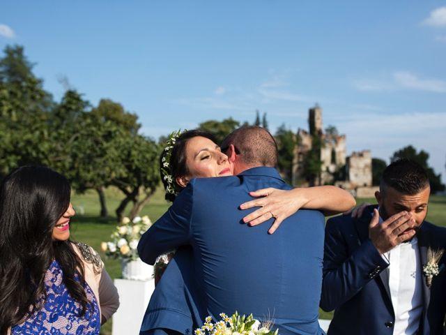 Il matrimonio di Carmine e Elena a Cerrione, Biella 33