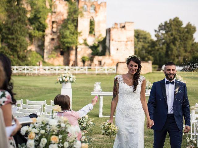 Il matrimonio di Carmine e Elena a Cerrione, Biella 34