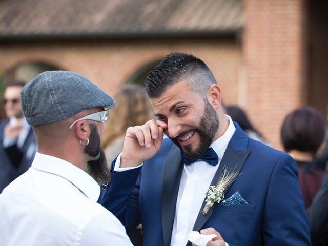 Il matrimonio di Carmine e Elena a Cerrione, Biella 35