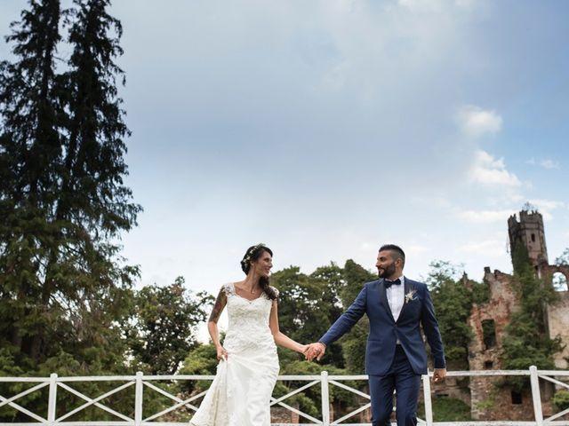 Il matrimonio di Carmine e Elena a Cerrione, Biella 41