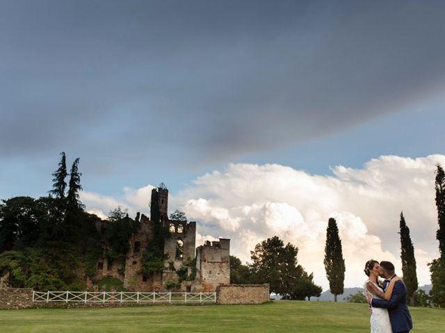 Il matrimonio di Carmine e Elena a Cerrione, Biella 42