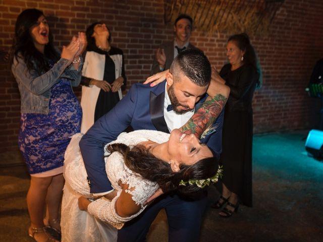 Il matrimonio di Carmine e Elena a Cerrione, Biella 43
