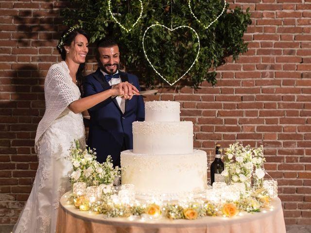 Il matrimonio di Carmine e Elena a Cerrione, Biella 46