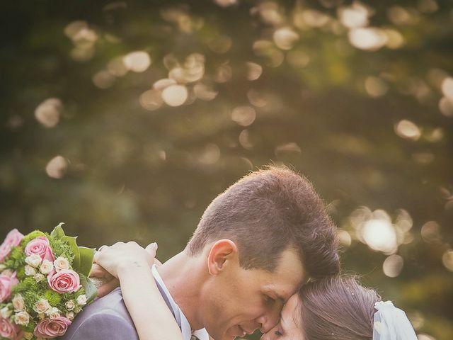 Il matrimonio di Cristian e Valentina a Montegalda, Vicenza 1