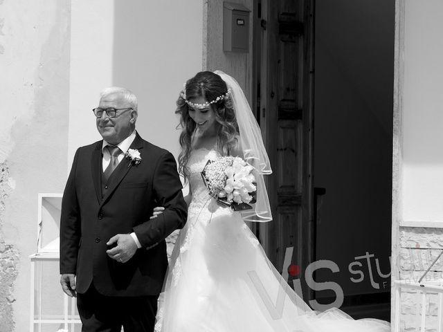 Il matrimonio di Andrea e Annarita a Porto Cesareo, Lecce 7