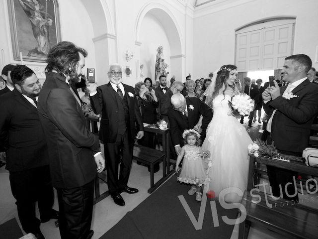 Il matrimonio di Andrea e Annarita a Porto Cesareo, Lecce 17