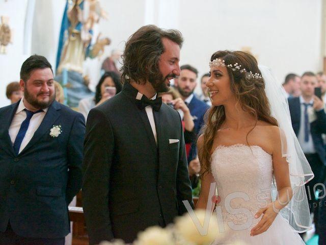 Il matrimonio di Andrea e Annarita a Porto Cesareo, Lecce 18