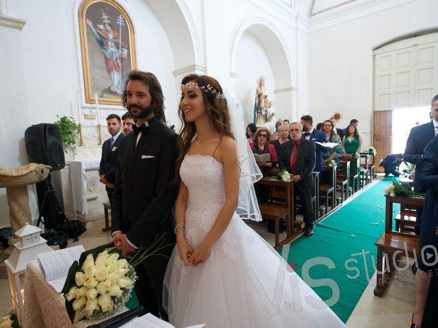 Il matrimonio di Andrea e Annarita a Porto Cesareo, Lecce 19