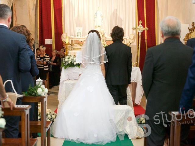 Il matrimonio di Andrea e Annarita a Porto Cesareo, Lecce 20
