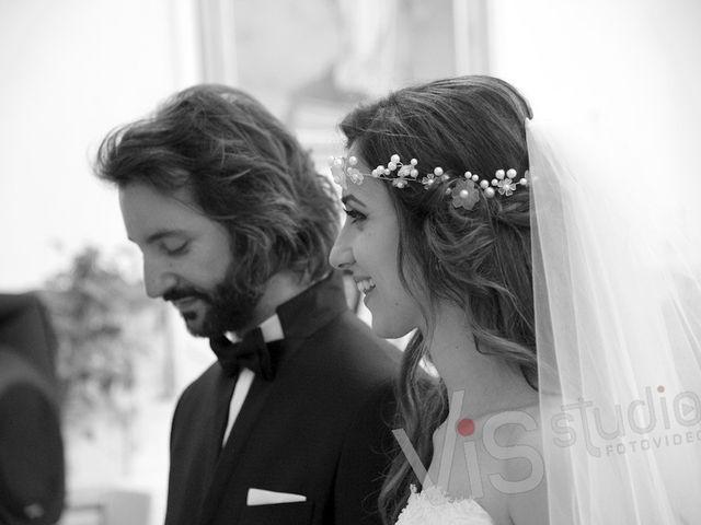 Il matrimonio di Andrea e Annarita a Porto Cesareo, Lecce 21