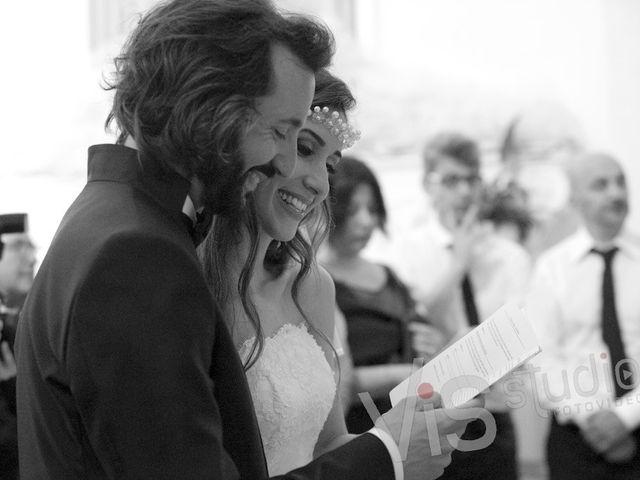 Il matrimonio di Andrea e Annarita a Porto Cesareo, Lecce 25