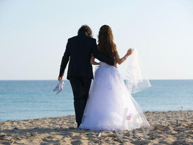 Il matrimonio di Andrea e Annarita a Porto Cesareo, Lecce 31