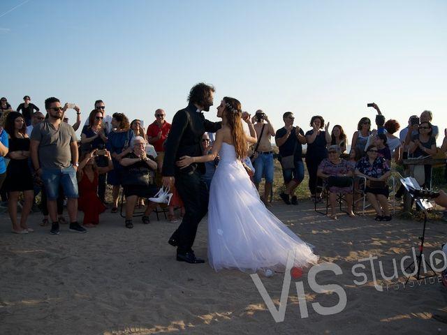 Il matrimonio di Andrea e Annarita a Porto Cesareo, Lecce 32