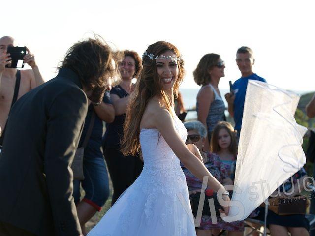 Il matrimonio di Andrea e Annarita a Porto Cesareo, Lecce 33