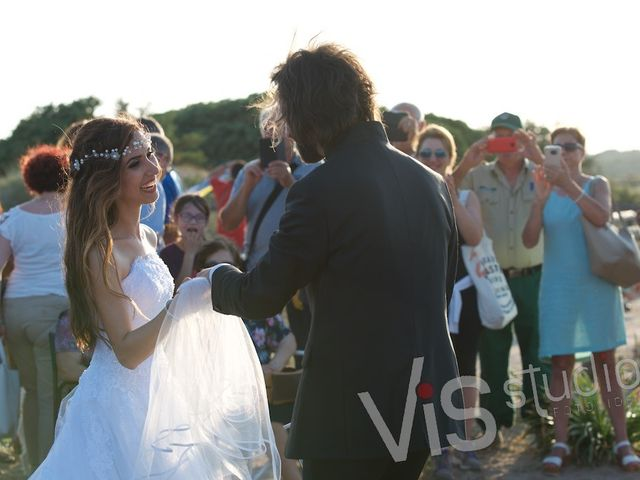 Il matrimonio di Andrea e Annarita a Porto Cesareo, Lecce 34