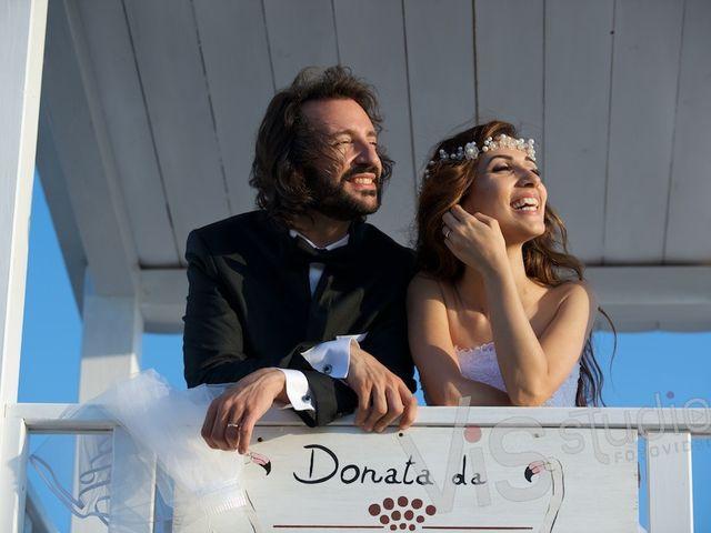 Il matrimonio di Andrea e Annarita a Porto Cesareo, Lecce 36