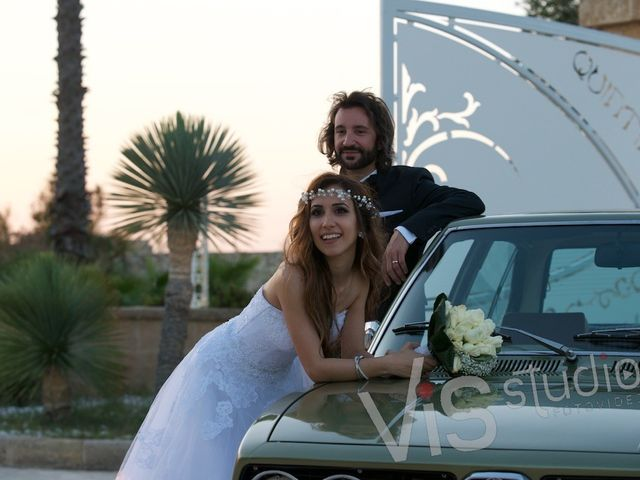 Il matrimonio di Andrea e Annarita a Porto Cesareo, Lecce 37