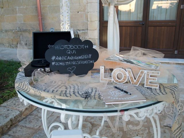 Il matrimonio di Andrea e Annarita a Porto Cesareo, Lecce 39