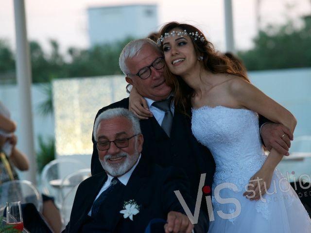 Il matrimonio di Andrea e Annarita a Porto Cesareo, Lecce 40