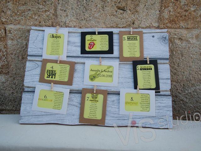 Il matrimonio di Andrea e Annarita a Porto Cesareo, Lecce 41