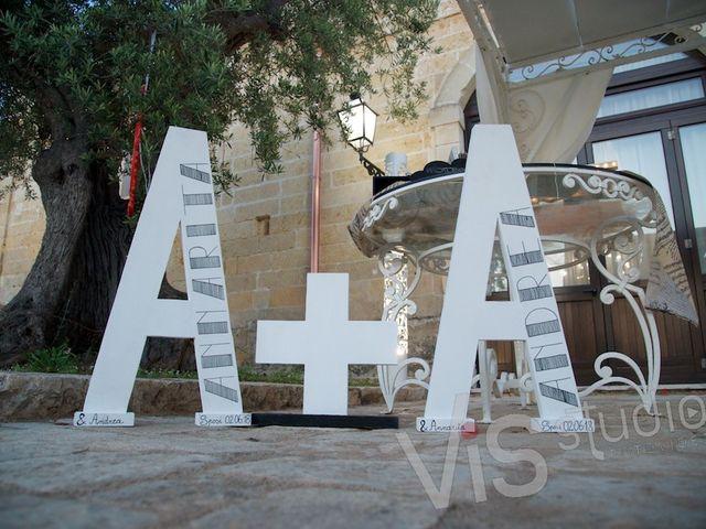 Il matrimonio di Andrea e Annarita a Porto Cesareo, Lecce 42