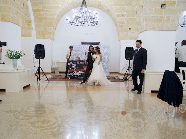 Il matrimonio di Andrea e Annarita a Porto Cesareo, Lecce 48