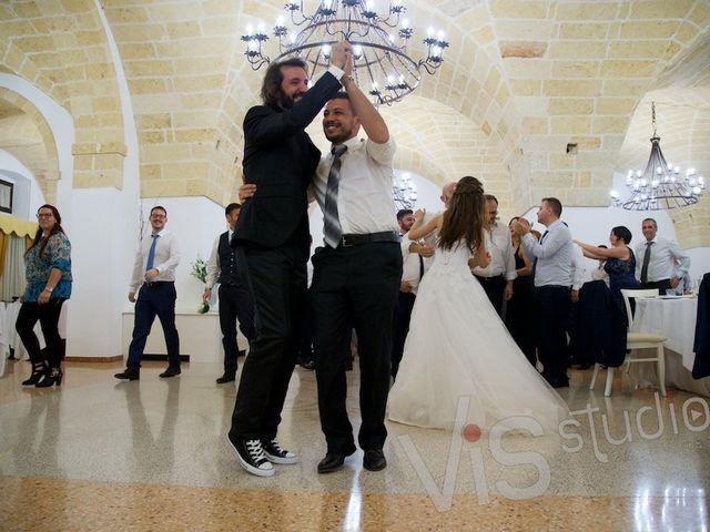 Il matrimonio di Andrea e Annarita a Porto Cesareo, Lecce 49