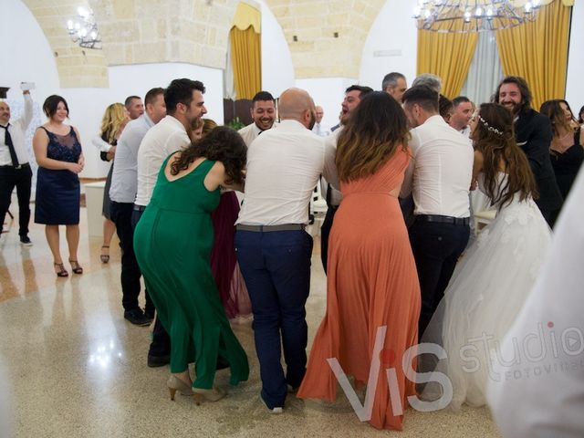 Il matrimonio di Andrea e Annarita a Porto Cesareo, Lecce 51