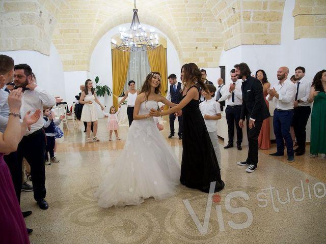 Il matrimonio di Andrea e Annarita a Porto Cesareo, Lecce 52