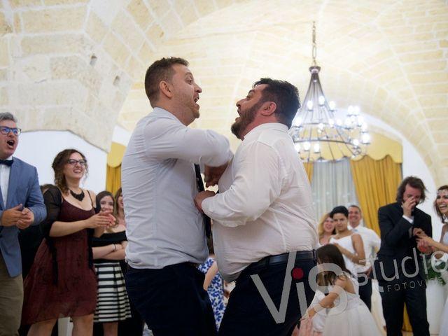 Il matrimonio di Andrea e Annarita a Porto Cesareo, Lecce 53
