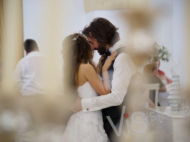 Il matrimonio di Andrea e Annarita a Porto Cesareo, Lecce 54