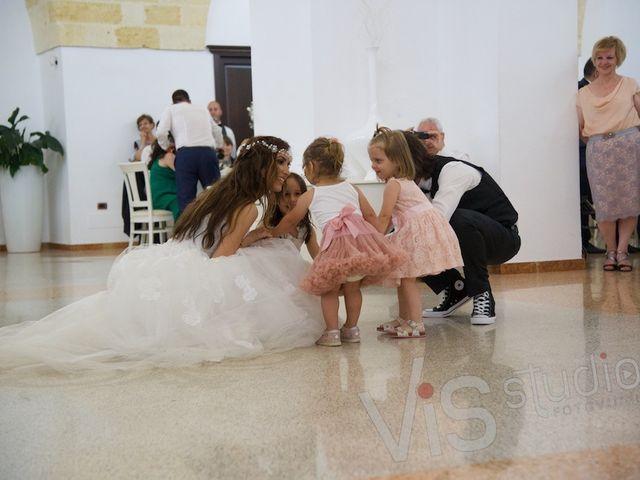Il matrimonio di Andrea e Annarita a Porto Cesareo, Lecce 55