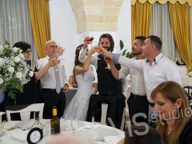 Il matrimonio di Andrea e Annarita a Porto Cesareo, Lecce 57
