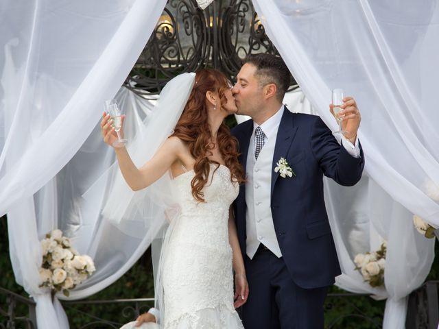 Il matrimonio di Andrea e Annarita a Roma, Roma 1