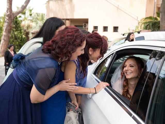 Il matrimonio di Andrea e Annarita a Roma, Roma 35