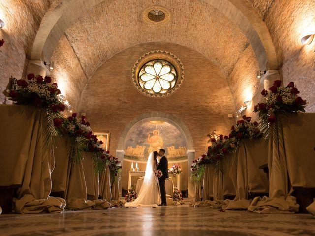 Il matrimonio di Andrea e Annarita a Roma, Roma 53